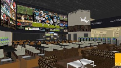 Photo of Draftskings sportsbook at Finger lakes: Opening of the Del Rago Resort Casino