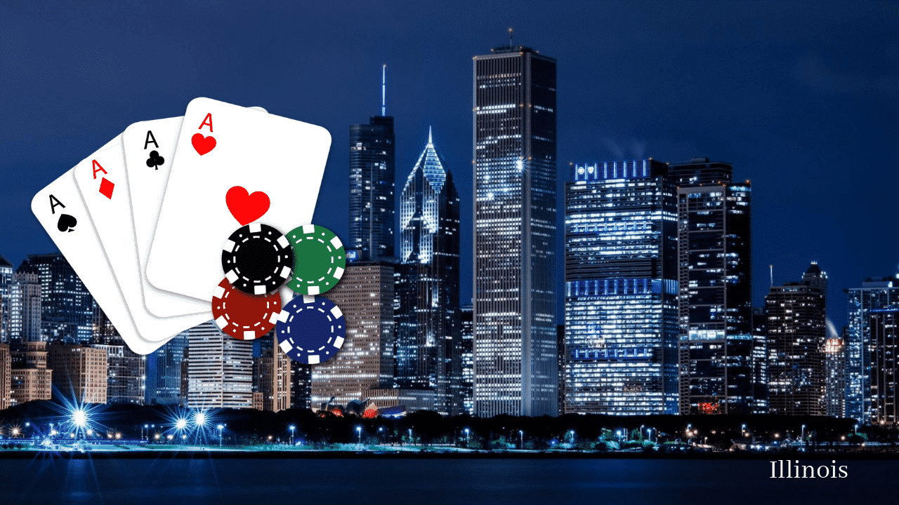 Photo of Illinois all set to Be the New Gambling Capital of the Midwest
