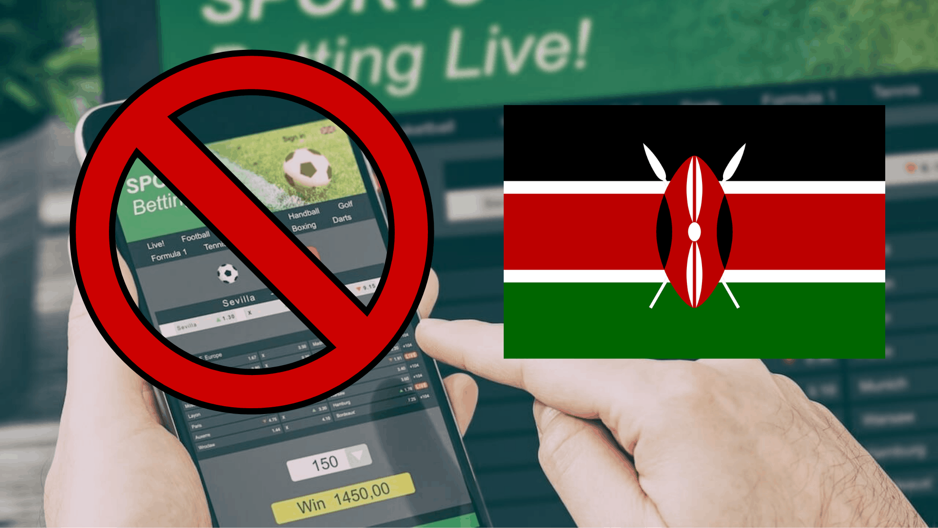 Photo of Gamble no more! President Uhuru Kenyatta of Kenya has called for a Total Ban on Gambling