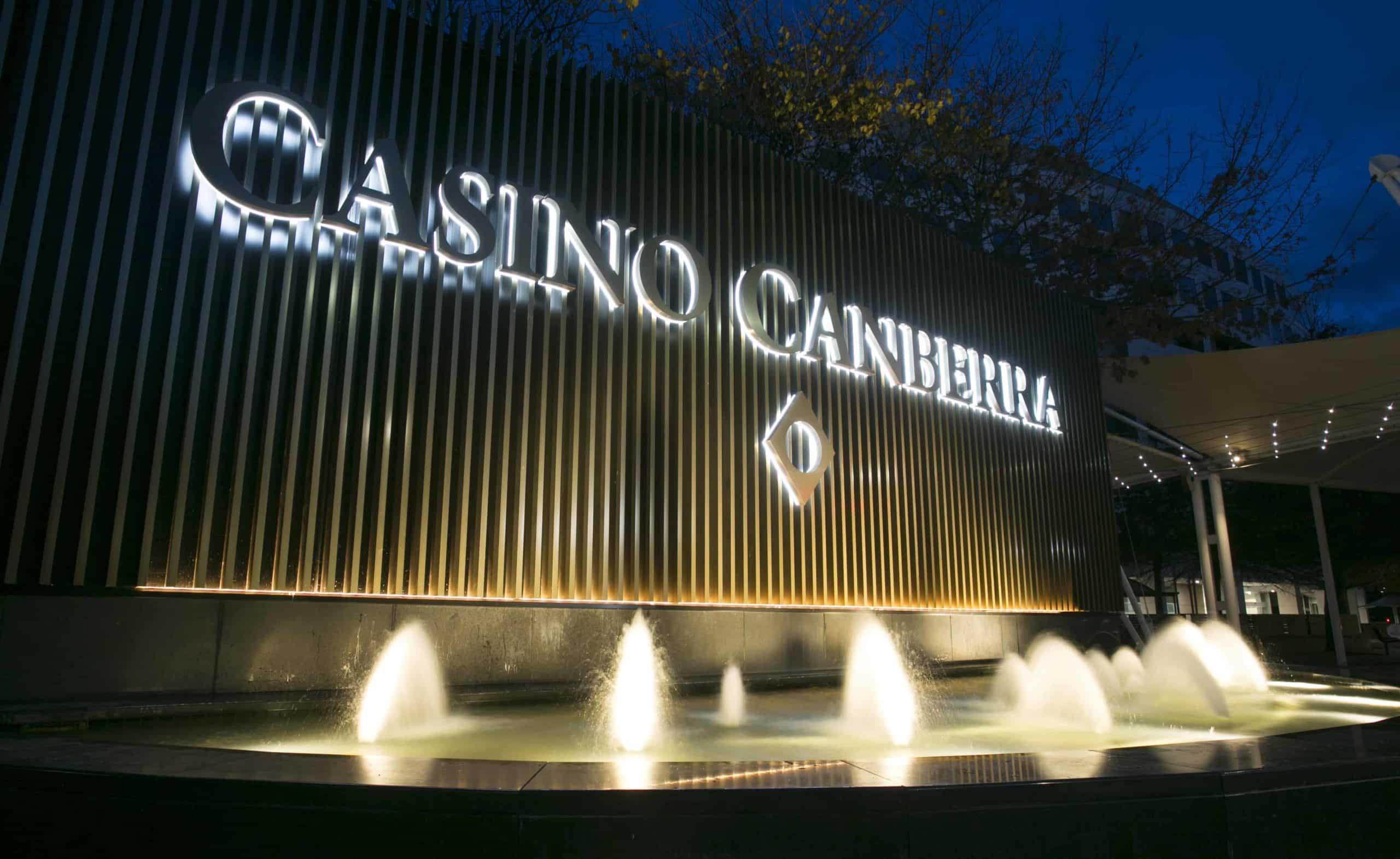 Photo of Revenue Falls due to the Wide Losses of Canberra Casino