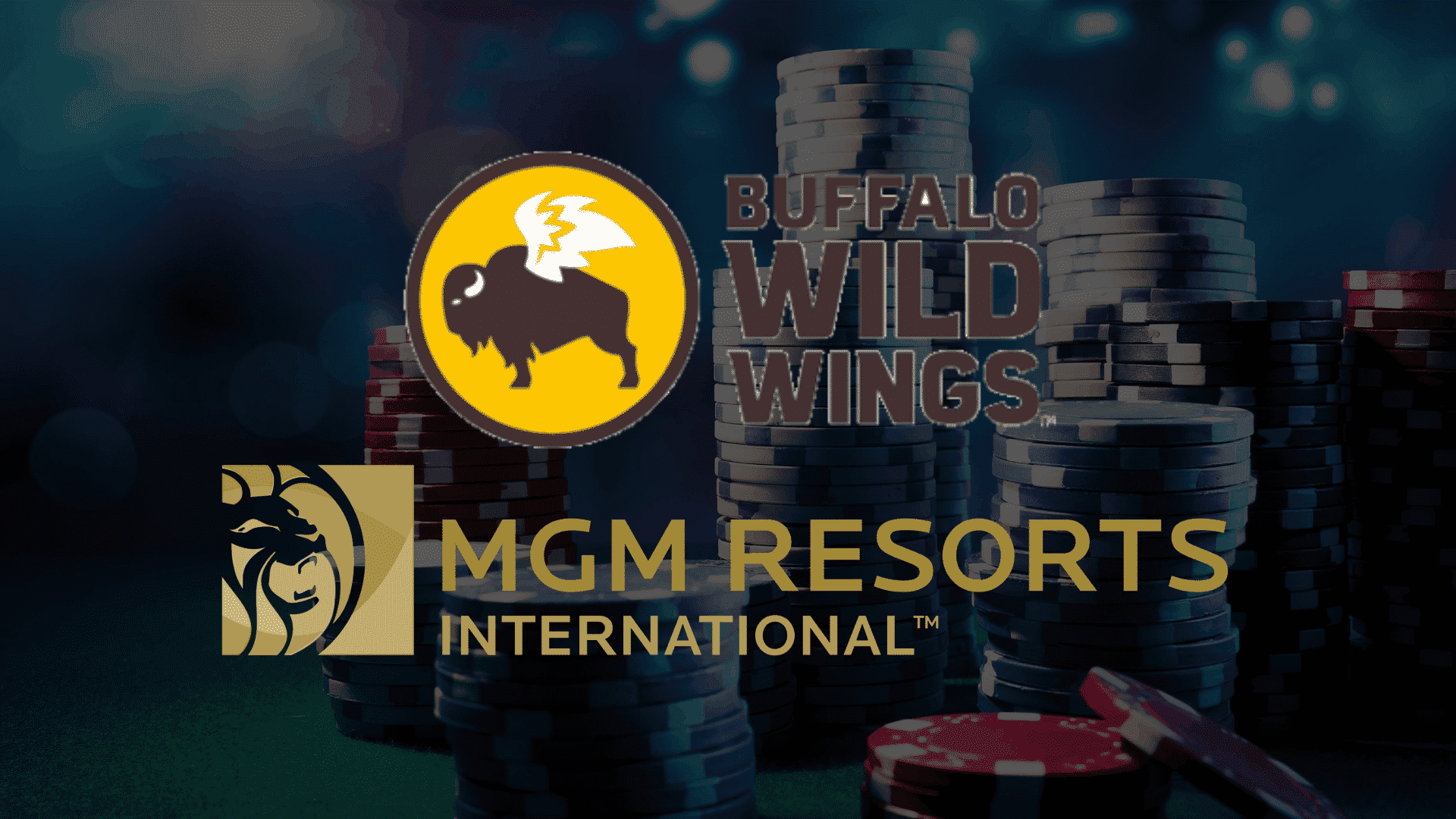 Photo of MGM and Buffalo Wild Wings Partners Up to Venture into Mobile Sports Betting