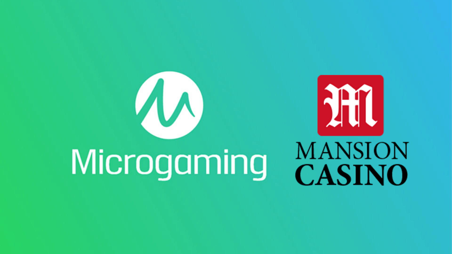 Microgaming and Mansion Join Hands to Enhance Online Casino Network