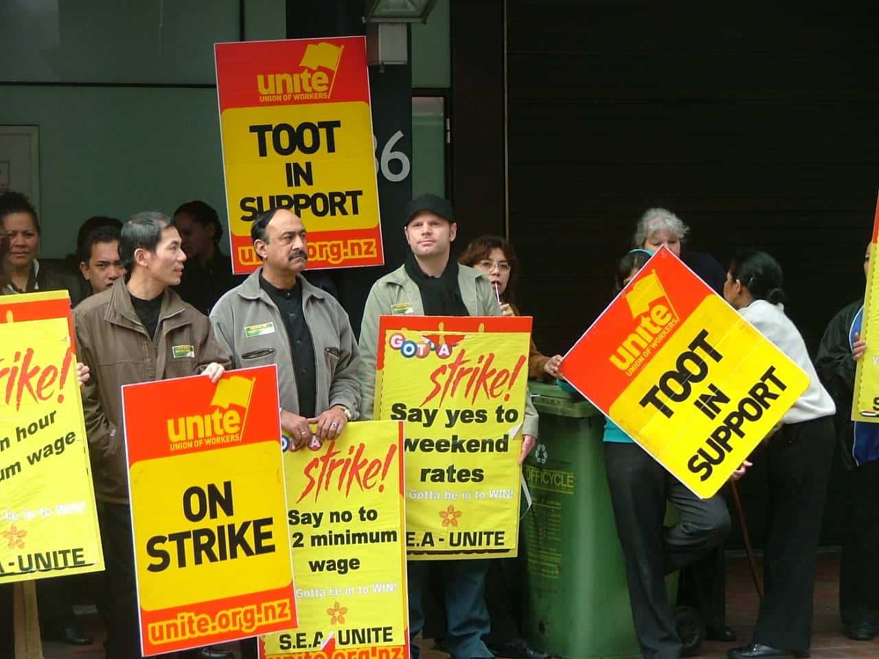 Photo of SkyCity Casino Workers Stage Strike Over Penalty Rates