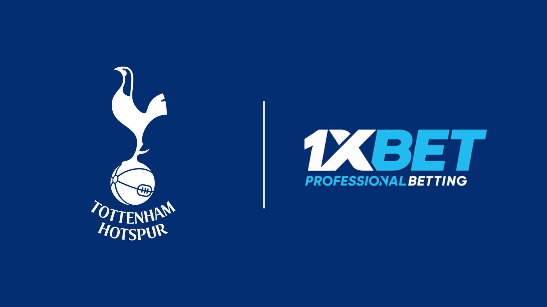 Tottenham Hotspur of the Premier League Burns Bridges with 1xBet