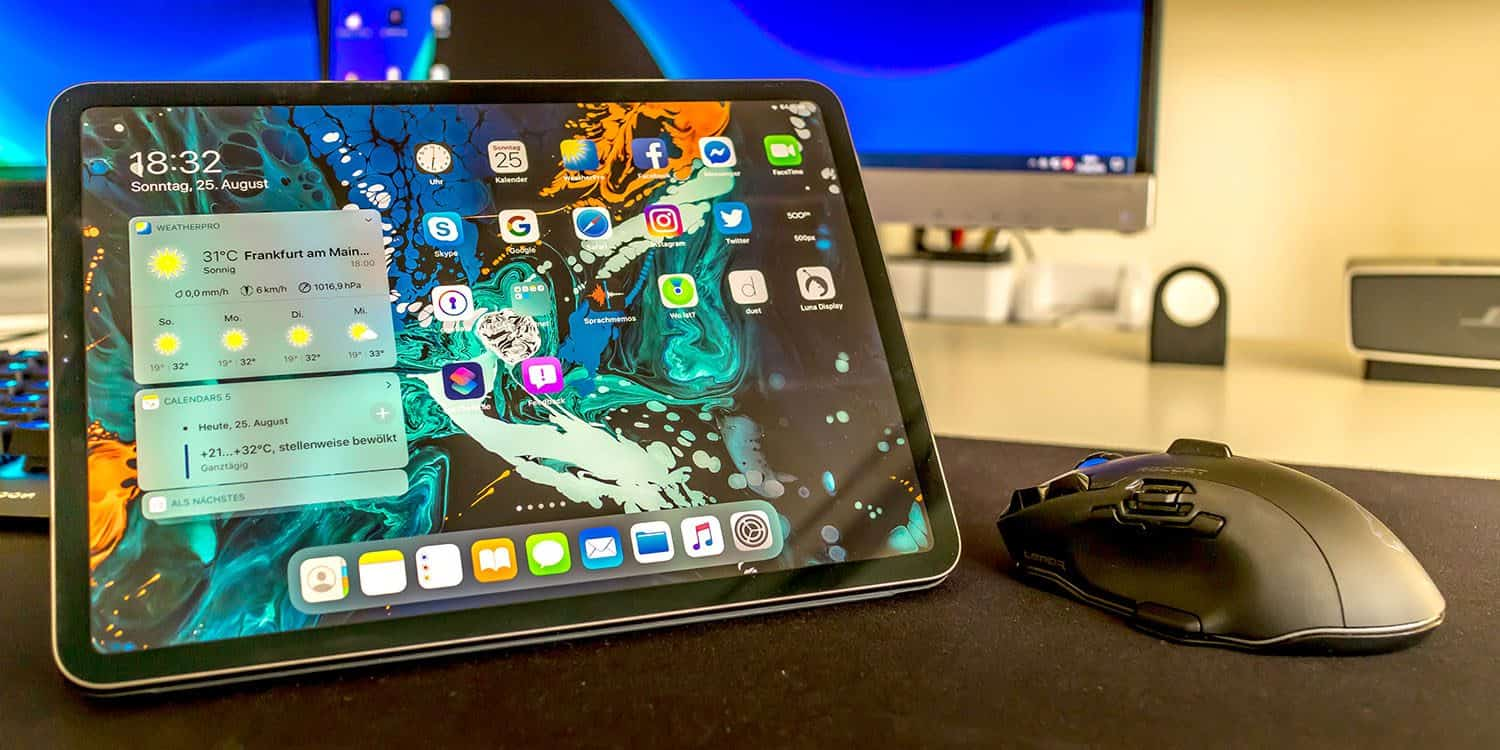 Photo of Apple Likely to Give Full Mouse Support to iPads for Hard Core Gaming Requirements