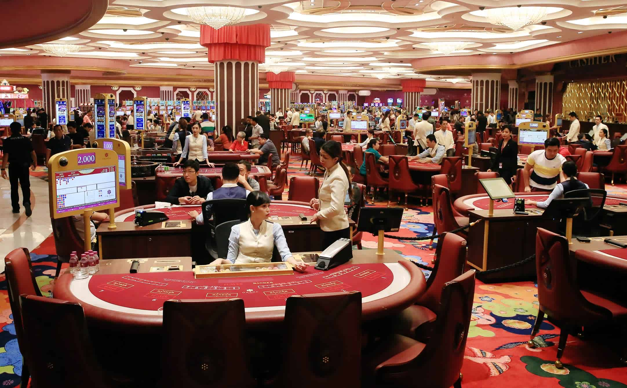 Photo of Casino Employees Restricted on Gambling Floors When They Are Off-duty
