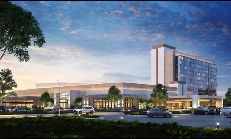 Matteson Village Board Sanctions Casino Proposal of Choctaw Nation