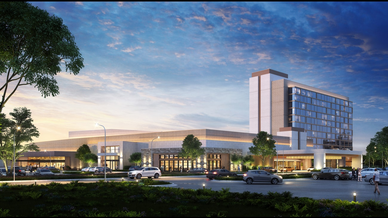 Matteson Village Board Sanctions Casino Proposal of Choctaw Nation