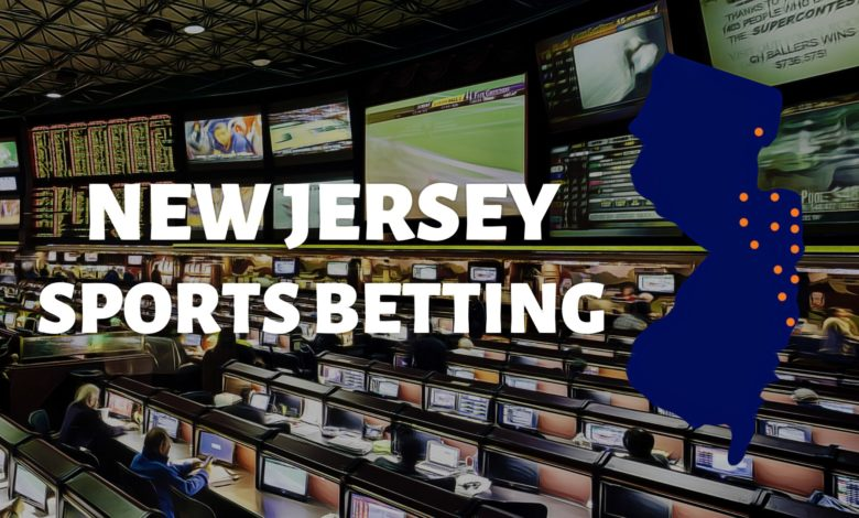 New Jersey Outpaces Nevada in Sports Betting