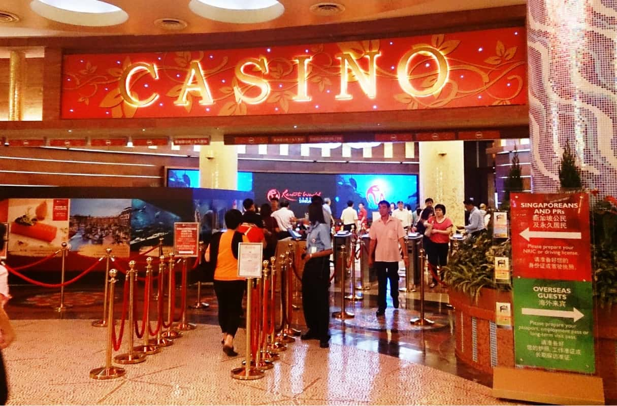 Photo of The Levy Hike by Singapore's Casino Might Affect GGR Prospects