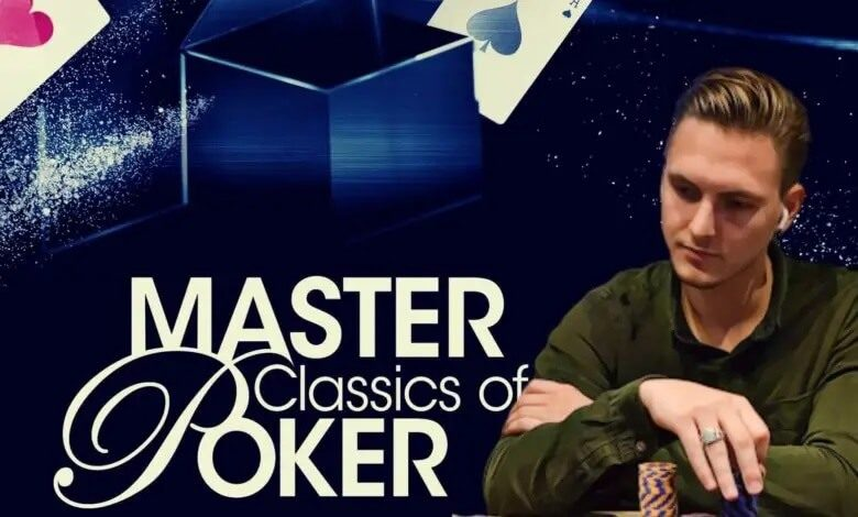 Kevin Paque Is Winner Of 4 300 Poker S Main Event Of Master Classics
