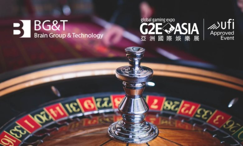 BGNT's Unmanned Casino Table From Korea Showcased at G2E Hosted in the Philippines