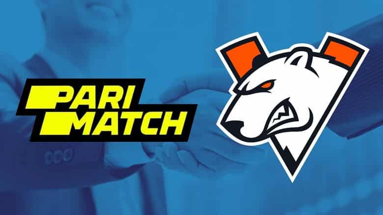 Parimatch and Virtus.pro Renew Their Collaboration