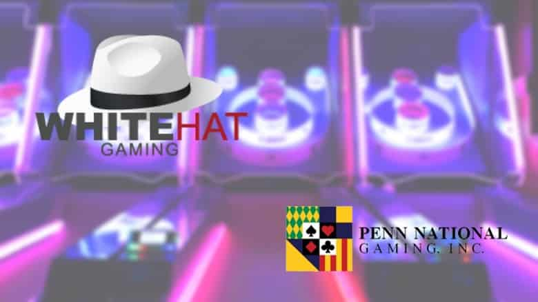 White Hat Gaming Signs Player Account Management Contract With Penn National