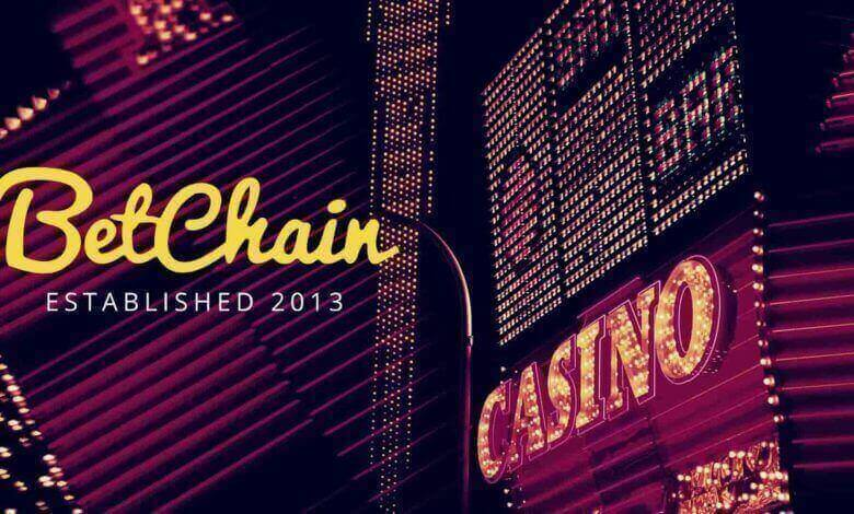 Betchain Offers the Most Generous Bitcoin Casino Club