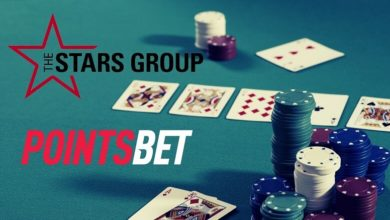 Pointsbet and Stars Group