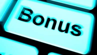 Different Types of Online Casino Bonuses