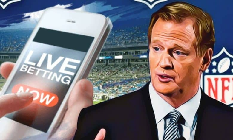 NFL Hiring VP of Sports Betting