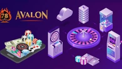 Avalon78 Online Casino