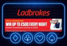 Photo of Ladbroke Offers Players Trivia Showdown to Win a Massive £500 Every Day