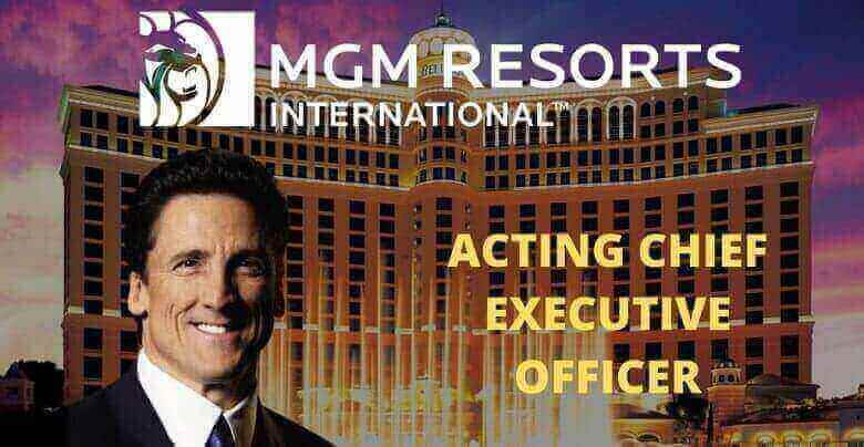 Bill Hornbuckle Declared as Acting CEO at MGM Resorts