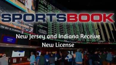 Photo of New Licenses in New Jersey and Indiana for European Sportsbook Affiliate Company