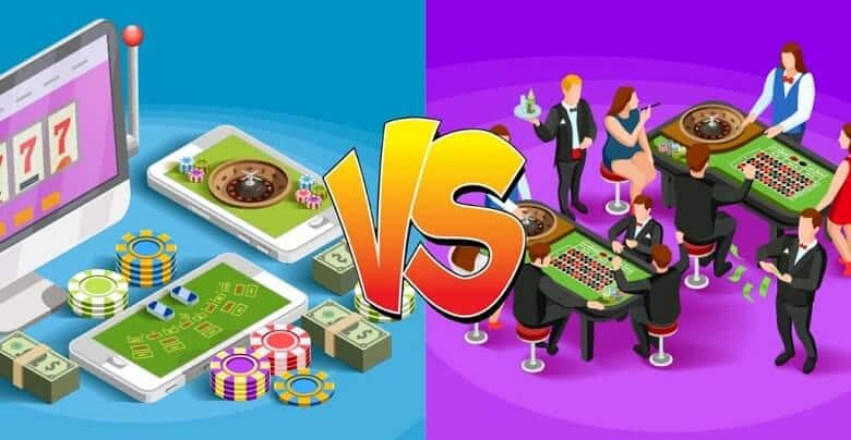 How Does Online Gambling Differ From Traditional Gambling?