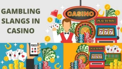 Popular Gambling Slangs in Casino