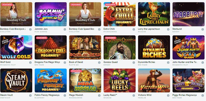 Bitcasino Review – A Multitude of Gaming Categories to Choose from