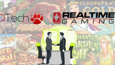 Casino Game Supplier QTech Games Collaborates With RTG