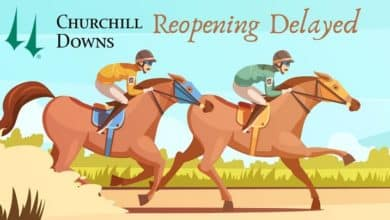 Photo of Churchill Downs Racetrack Delays Reopening Till April 28