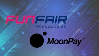 FunFair Collaborates With Moonpay