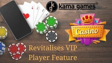 Photo of KamaGames Updates and Revitalizes Its Existing VIP Player Feature