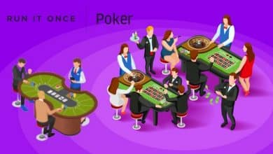 Run It Once Poker Between Apr 9th - 22nd
