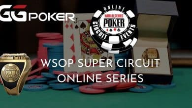 WSOP Super Circuit Online Series Poker Tournament