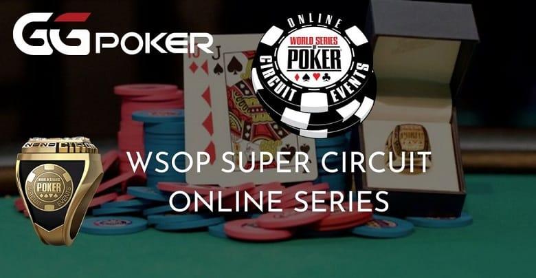 Circuit des World Series of Poker