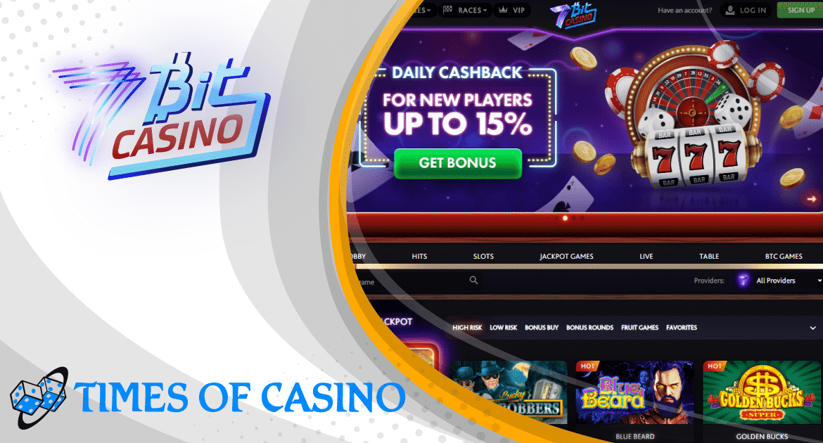 7bit Casino Review 2020 Play Now The Best Games