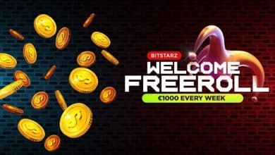 Bitstarz Welcome Freeroll explained