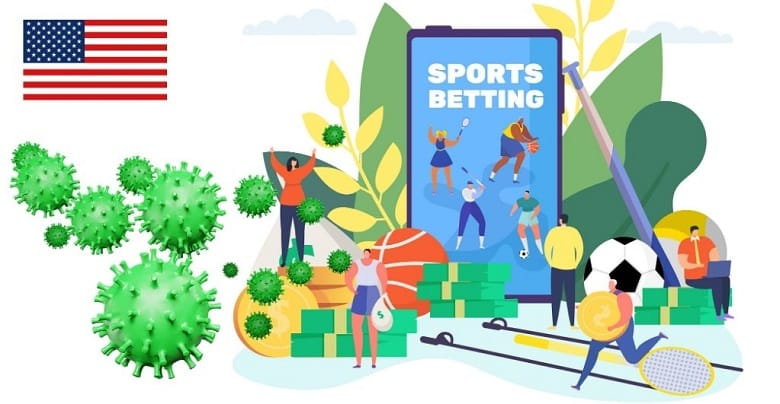 Online sports betting impact on sports books 888 casino roulette rules progressive betting