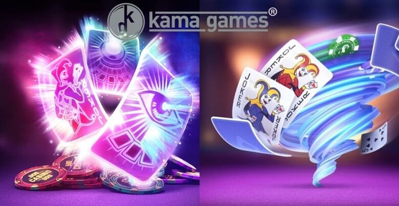 KamaGames Launches Super Party And Pair Party MTTs