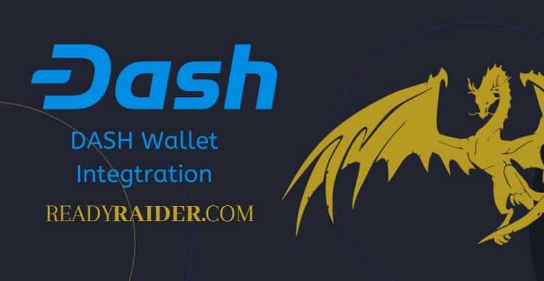 ReadyRaider joins hands with Dash