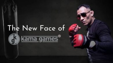 Tony Ferguson - Kama Games