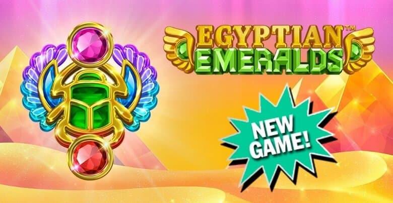 Spiele Egyptian Emeralds - Video Slots Online