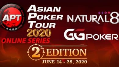 Photo of Natural8 Launches the Second Edition of Asian Poker Tour 2020