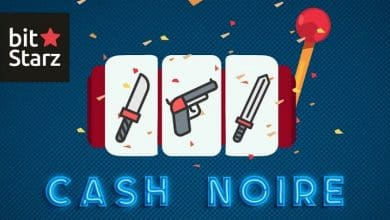 NetEnt released new Cash Noire Slot Game