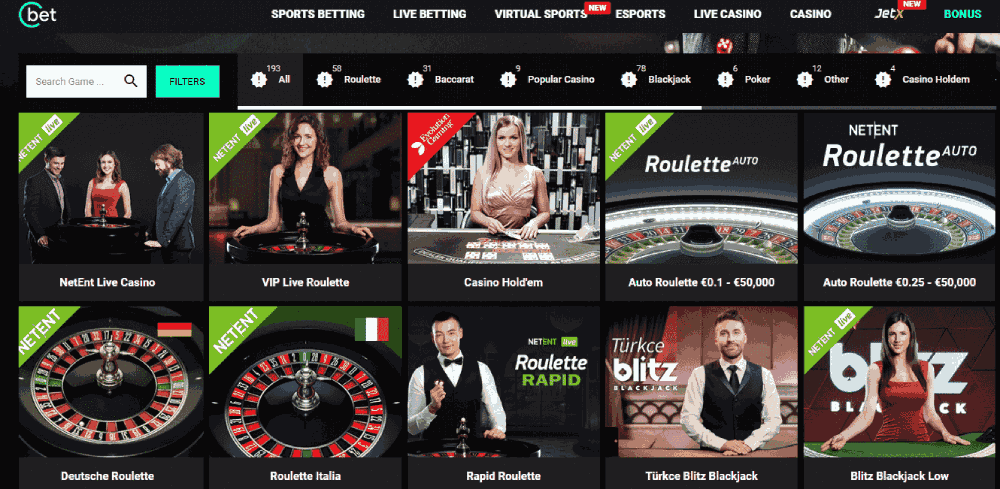 Cbet Casino Reviews - Cbet casino games