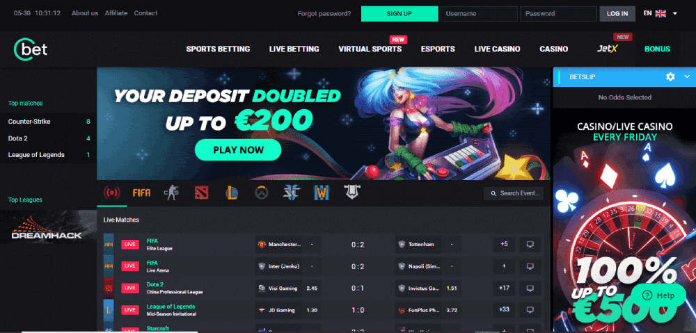 Cbet Casino Reviews - Cbet top leagues