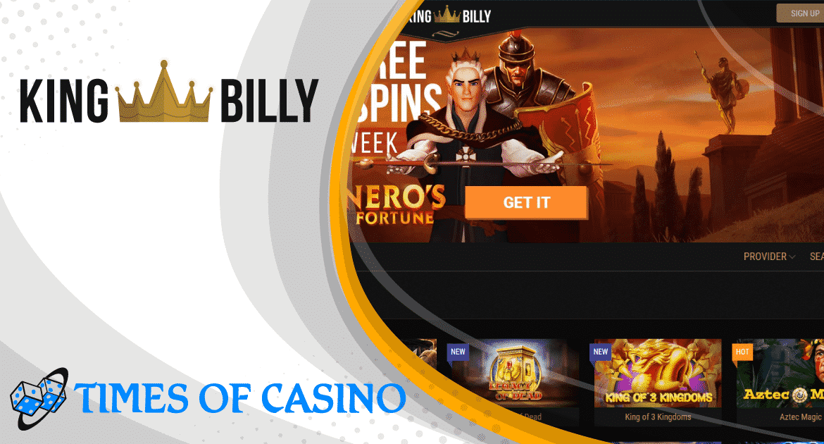 King Billy Casino Review 2020 Games Bonuses Play Now