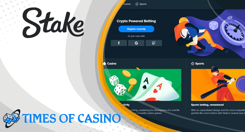 Staking Casino