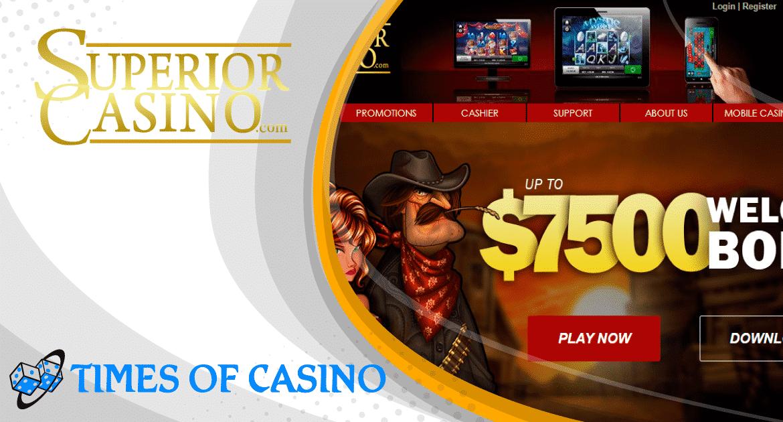 Superior Casino Review